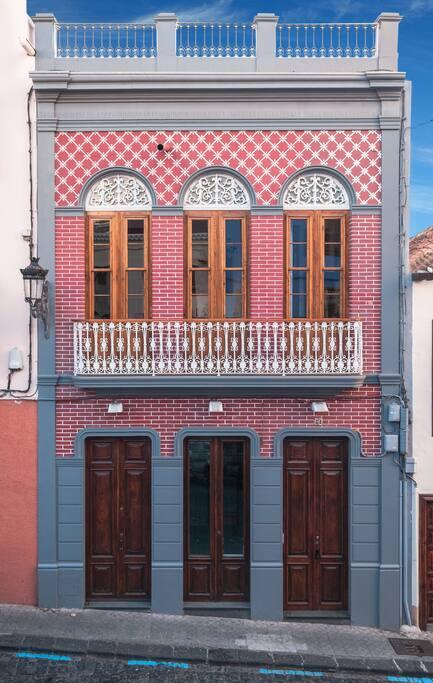 Fachada Casa de 1890