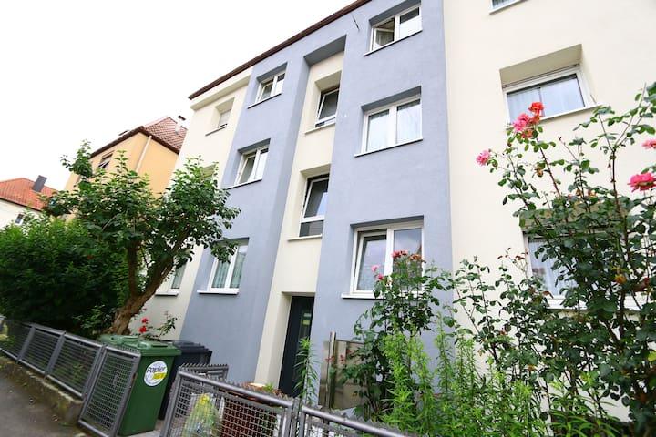 Terrotstrasse Apartment 1 room - Stuttgart