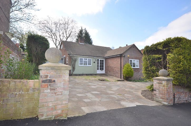 Detached Bungalow in Colchester town centre