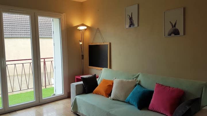 Guest house indépendante idéale pour familles