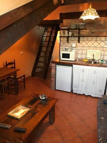 Apartamentos el Bolugu(cue) llanes - Llanes - Daire