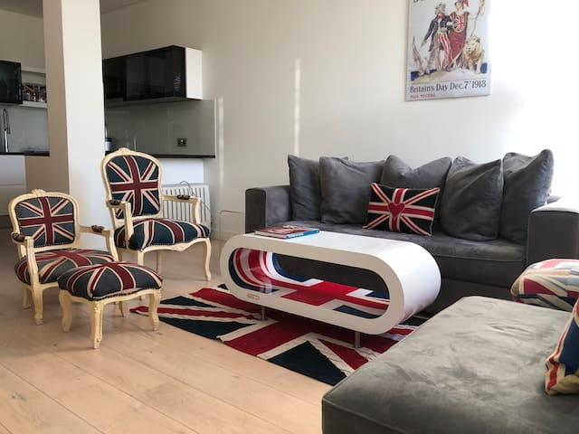 Hoxton And Dalston 2 Bedrooms Apartment Britannia
