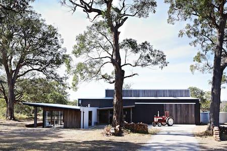 Hautacam - a romantic farm escape on 50 acres - Main Ridge