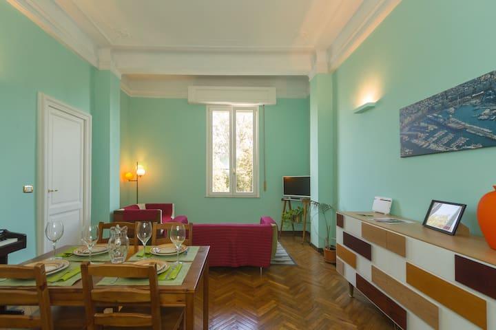 Raffy's House in Mura Dello Zerbino