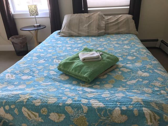 Modern spacious room in Condo - Burlington - Appartement