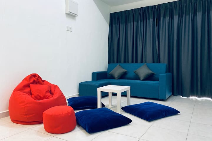 SP Ipoh Homestay ( Close to Town)