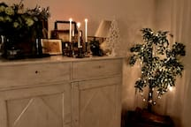 A cosy touch in winter