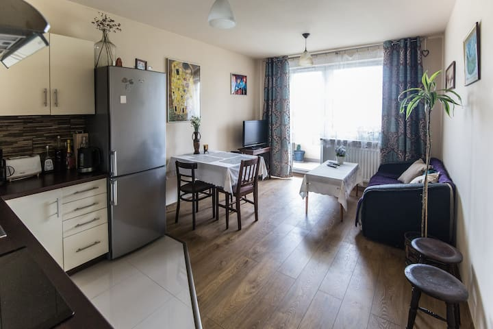 Comfortable and homely apartment for 4