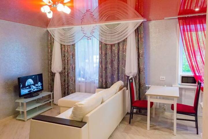 Квартира в центре города с дизайнерским ремонтом - Vologda - Apartment