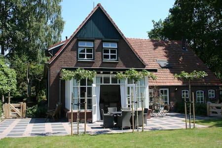 Landelijke luxe vakantiewoning in Groenlo - Groenlo - Rumah