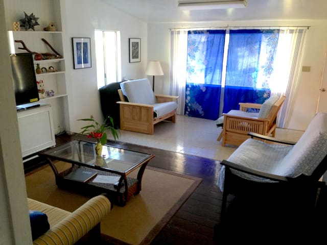 Lanai Gem 3-Bdrm Plantation Home Near Town Square - Lanai City - House