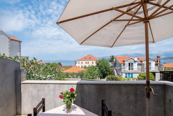 Apartment Alana - Lovely 2BD Ap w/Terrace&Sea View