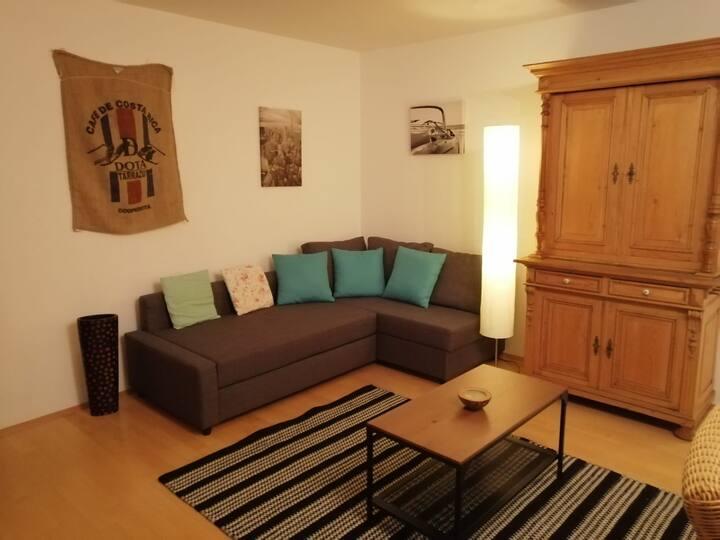 schöne Wohnung in Höchberg, sehr nah an Würzburg