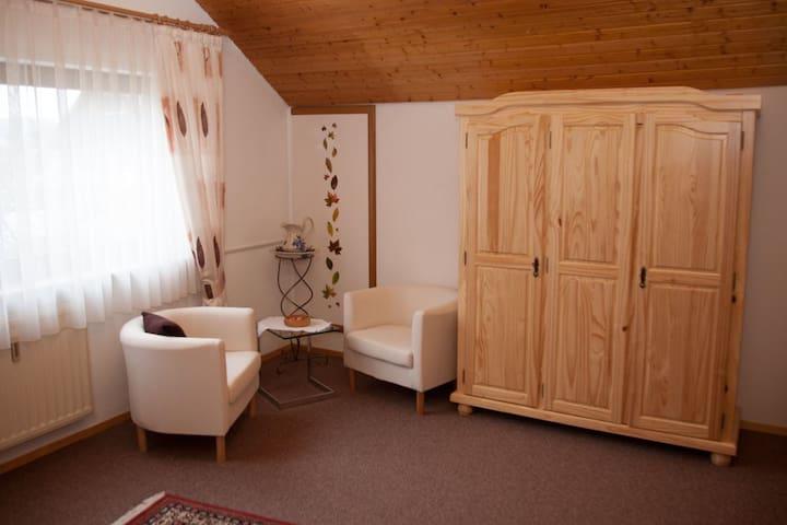 Haus am Mühlenbach - Ferienwohnung (Hilzingen), Ferienwohnung