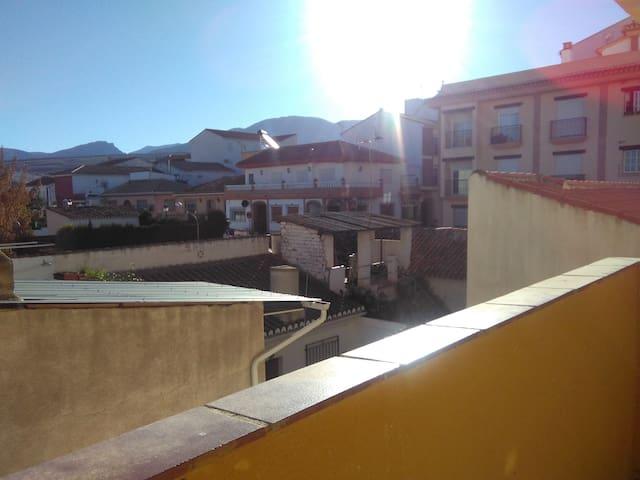 Aptº Entero GRANADA con terrazas, Vistas/WiFi - La Zubia - Leilighet