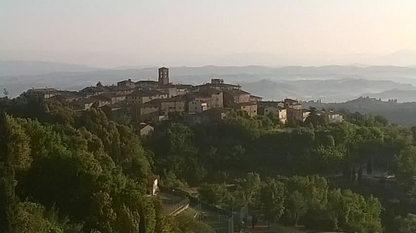 la casa di Sandrini - Gambassi Terme