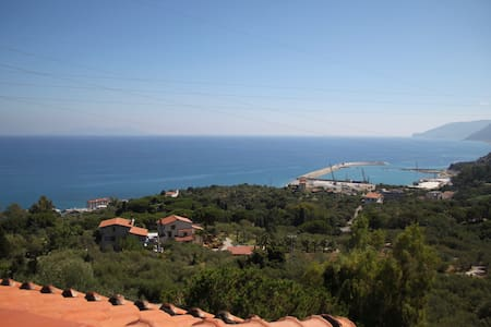 PRIVATE LOFT with panoramic view - San Gregorio-bagnoli