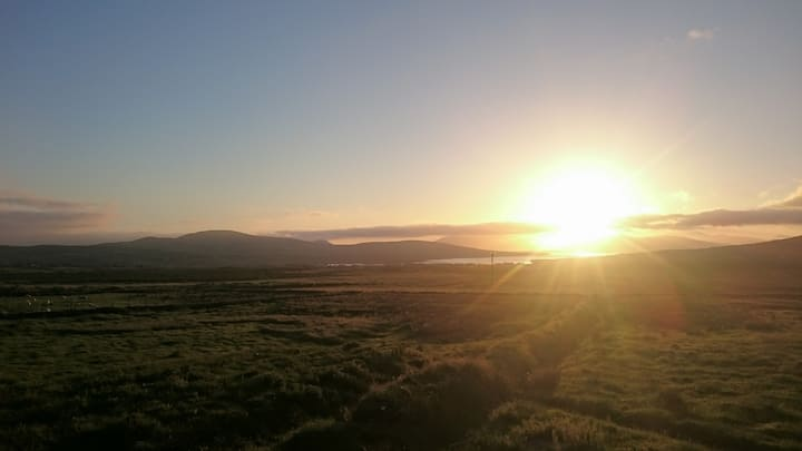 Skellig View Zane's Sunrise & The Kerry Cliffs