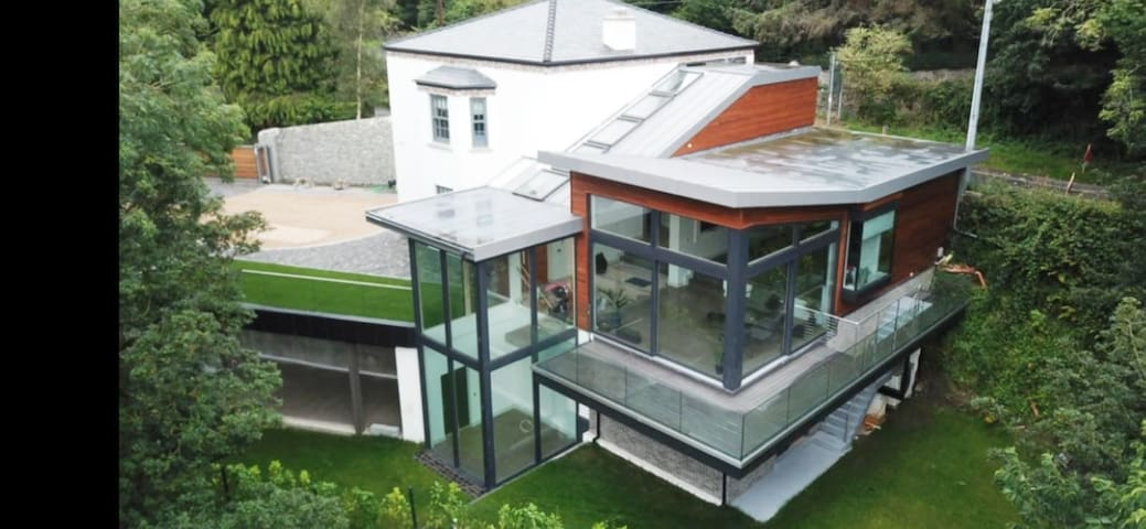 Luxury Villa Unique Location on South Dublin Edge