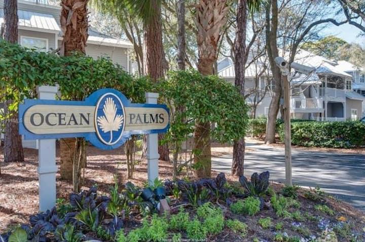 3 BR/3 B Ocean Palms Villa with Westin Amenities