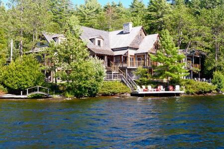 Luxury Retreat on Lake Muskoka - Bracebridge - Ház