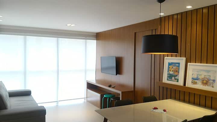 Apartamento NOVO em Excelente Localização
