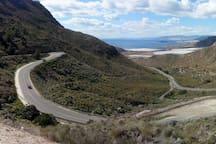La Azohia 25 min de route 25 min driving