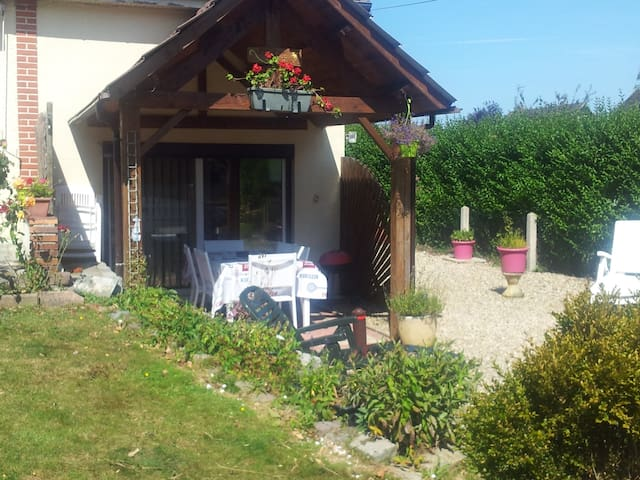 Gîte des Jonquilles - Criquetot-l'Esneval - House