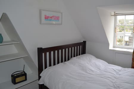 Central Lewes in quiet street - Lewes - Bed & Breakfast