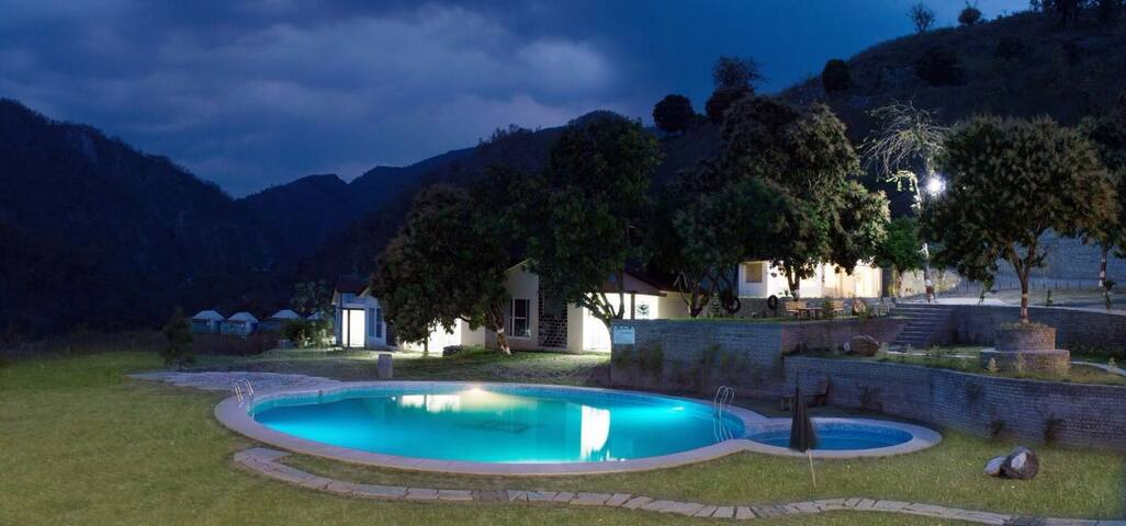 LaTigre Resort, Jim Corbett