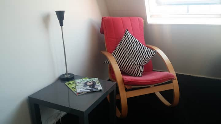 Nice room near the TU and the citycentre of Delft