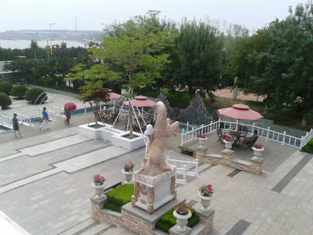 一线海景房 - Weihai - Apartment
