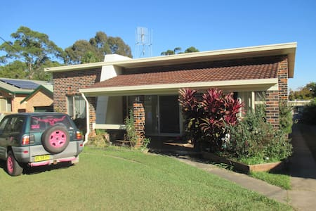 4 Bedroom Holiday Home - Home Away From Home - Port Macquarie
