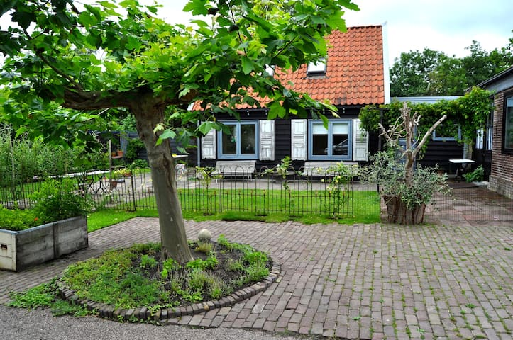 Charming Cottage, beach, Wifi, cozy and stylish - Schagerbrug