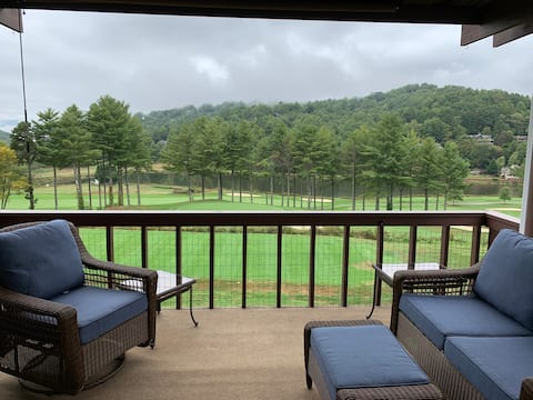 Mountain and Golf Retreat