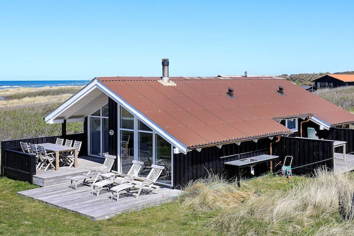 Modern Holiday Home in Hjørring Near Sea