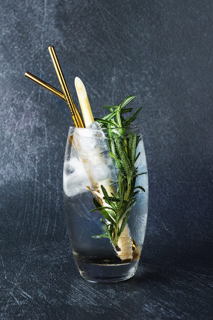 Savory cocktail