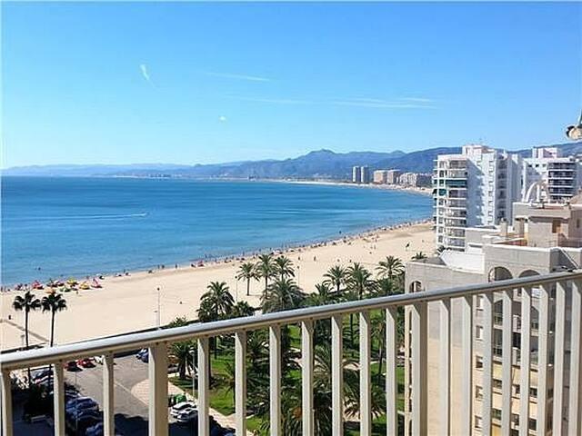 Ático con amplias terrazas en playa Racó - Cullera - Appartement