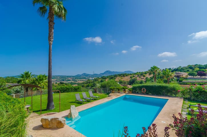 SES PEDRES - Villa for 8 people in MANACOR.