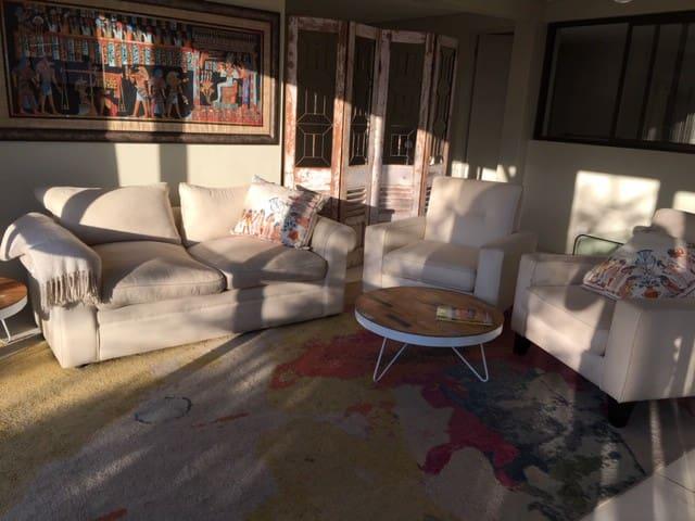 Klein Windhoek garden flat