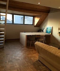 Duplex apartment on 4th floor - Gent