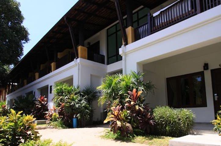 Modern Deluxe Garden View in Koh Tao!