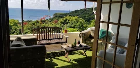 Panoramic Ocean View, Halcyon Heights, One Bedroom