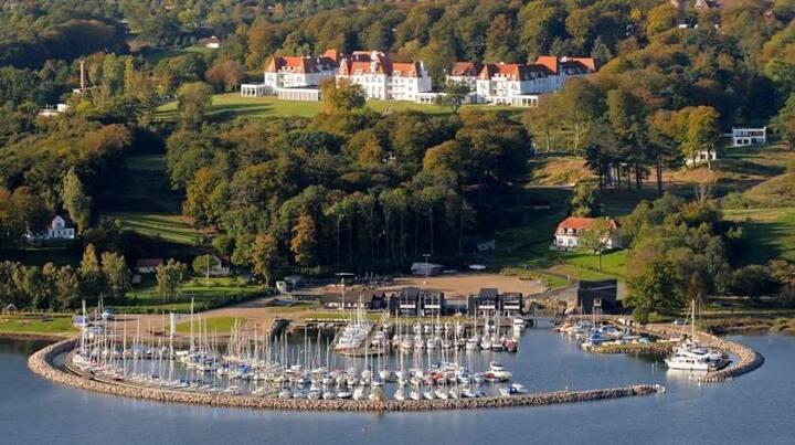 Fantastisk bolig tæt på Vejle fjord