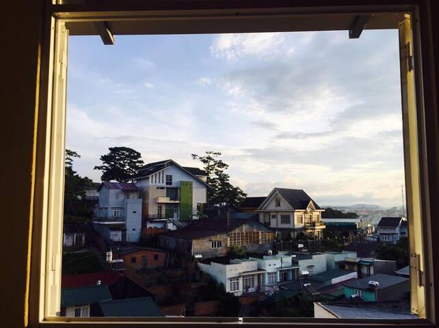 Nhà Tôi homestay | *Home on Hills* | - Thành phố Đà Lạt - Huis