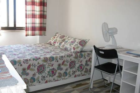 Good room with bathroom,  best deal Lisbon area