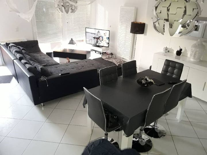 maison 170 m2 frontière belge