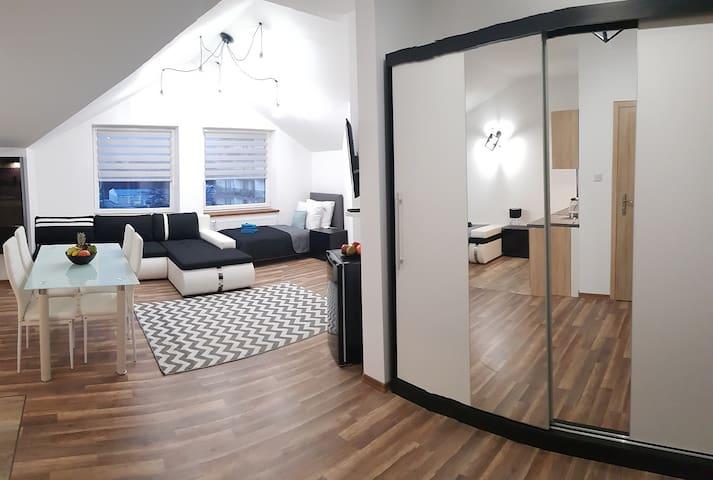 """Apartament """"Warszawa"""""""