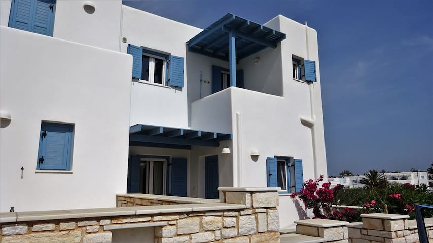 Maison typique, proximité centre et mer - Αλυκη