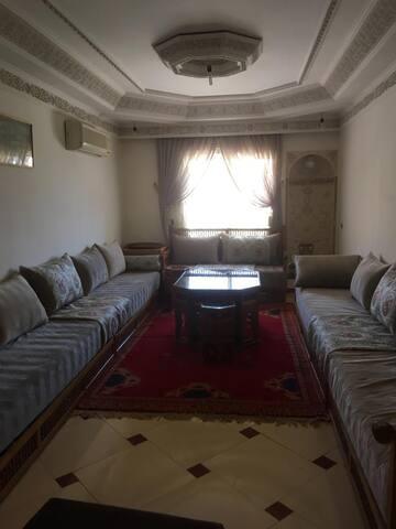 Charmant Appartement de 130m² bien situé